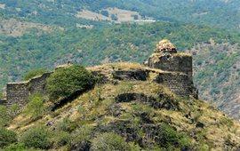 Крепость Каян - Каянаберд - Армения