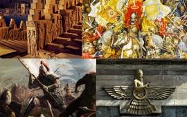 Защита христианства от нападок зороастрийской Персии