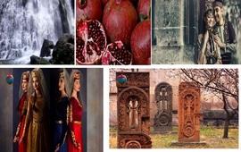 Символы Армении - Видео