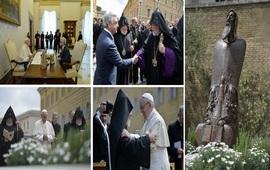 Раздражение в Росс СМИ в связи с посещением Ватикана