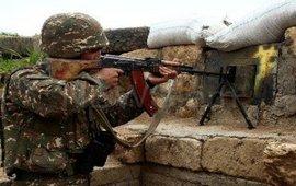 ВС Азербайджана открыли огонь из Нахиждевана