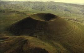 Действующие вулканы Армянского нагорья