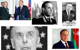 Записка председателя КГБ Азербайджана Г. Алиева
