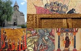 Культура Армении X-XIV веках