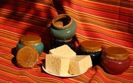 Древний армянский сыр Мотал