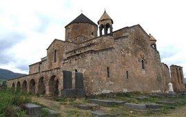 Армения - Одзун - Церковь Пресвятой Богородицы