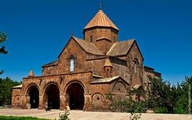 Церковь Св. Гаяне - Эчмиадзин - Армения