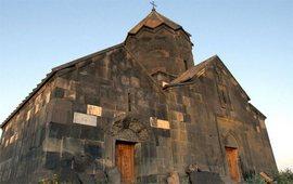 Черный монастырь Танаат - Армения
