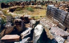 Село Уши - Армения