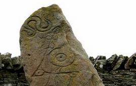 В Горисе найден уникальный Дракон-Камень