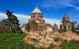 Монастырь Кечарис - Армения