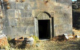 Восстановление Сюника при Прощянах и Орбелянах