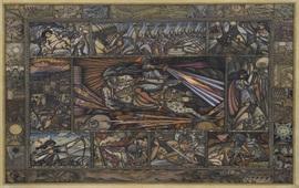Армянский эпос Сасна Црер