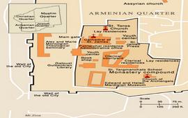 Армянское Братство в Иерусалиме