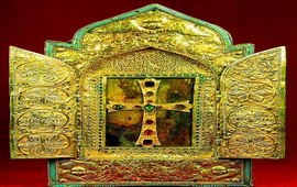 Реликвии Армянской Апостольской Церкви - Частица древа