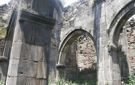 Церковь Бгавор - Лори - Армения
