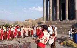 Праздник Вардавар со времен почитания богини Астхик