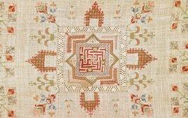 Традиционный стиль вышивки армян Мараша