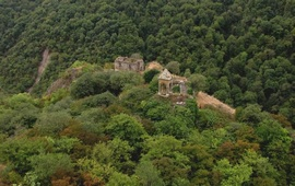Монастырь Егише Аракял - Арцах - Армения