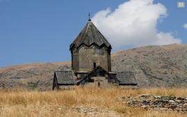 Гладзорский Монастырь - Танаат - Вайоцдзор - Армения