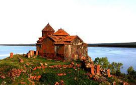 Монастырь Айриванк - Севан - Армения