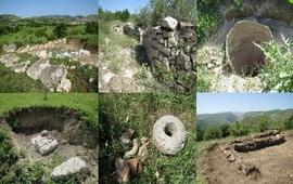 Древний город крепость Каркар - Арцах