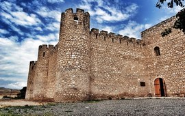 Древний Тигранакерт в Арцахе