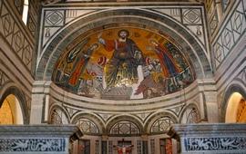 Флоренция - Базилика Святого Миниато