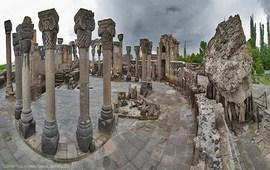 Звартноц - Таинственный Храм Бдящих Сил
