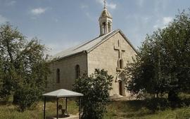 Монастырь Амарас - Сос - Арцах - Армения