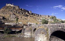 Карс - Древняя крепость Армении