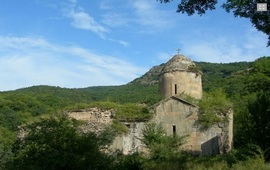 Монастырь Аракелоц - Ачаркут - Армения