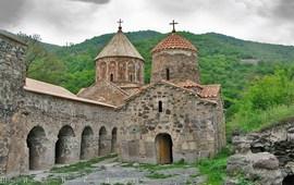 Из истории Арцахской епархии