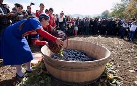 Винная культура Армении
