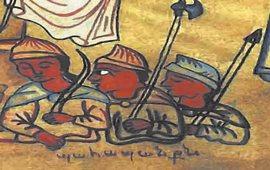 Традиции царской охоты в Армении