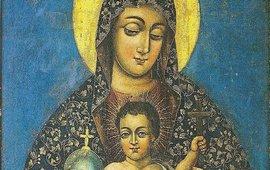 Пресвятая Богородица и Младенец - Через культуру Армении