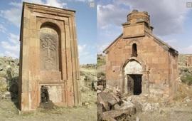 Церковь Артавазик - Бюракан - Армения