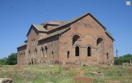 Собор Сурб Григор - Аруч - Армения