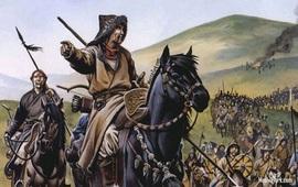 Сюник - Период нашествия тюркских племен