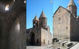 Церковь Шогакат - Вагаршапат - Армения