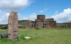 Церковь Катогике - Талин - Армения