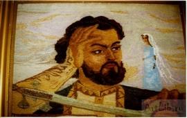 Биография и легенда Саят-Нова