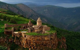 Монастырь Татев - Светоч знаний