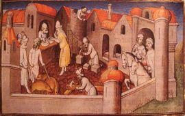 О древности армянского ковроткачества