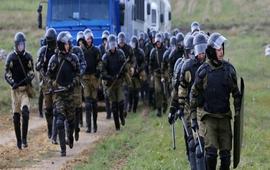 Цель ОДКБ - Осуществление полицейских функций