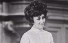 Зара Долуханова - Ее боготворила публика