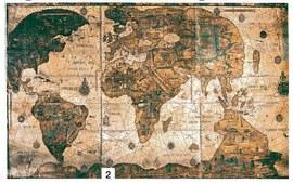 Армения на картах мира - Средневековые морские