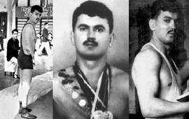Артем Саркисович Терян - Легендарный Олимпионик