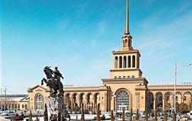 Памятник Сасунци Давид