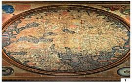 Армения в мировой картографии с древнейших времен - Средневековье